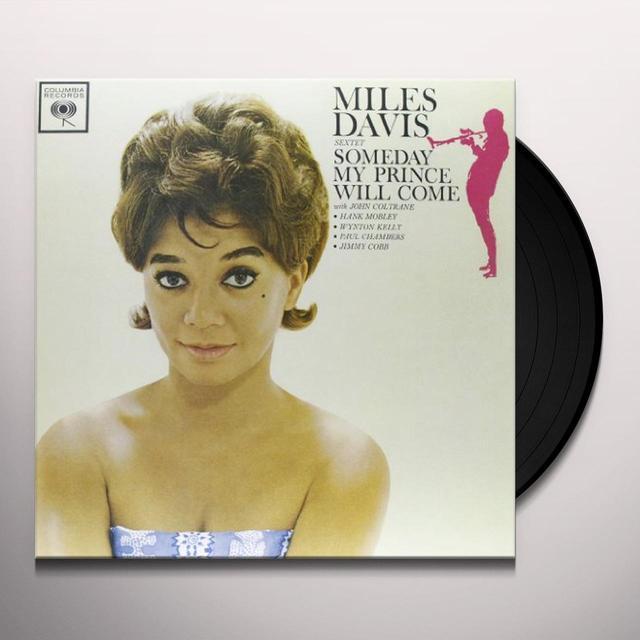 Miles Davis SOMEDAY MY PRINCE WILL Vinyl Record - Holland Import