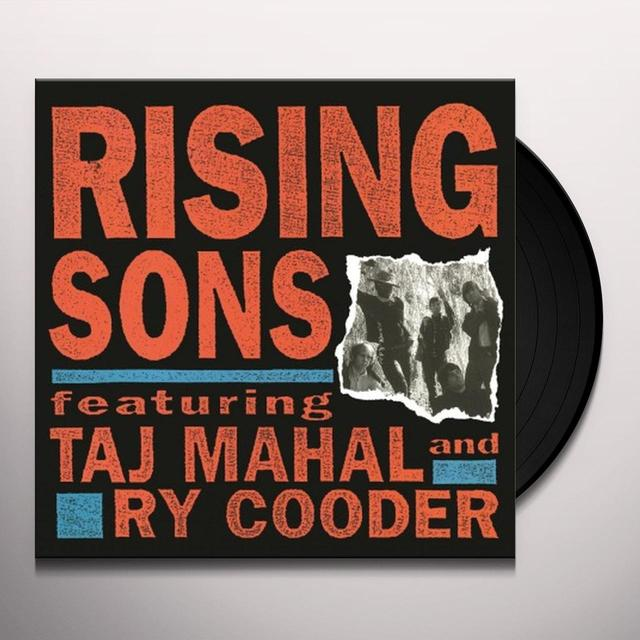 RISING SONS Vinyl Record - Holland Release