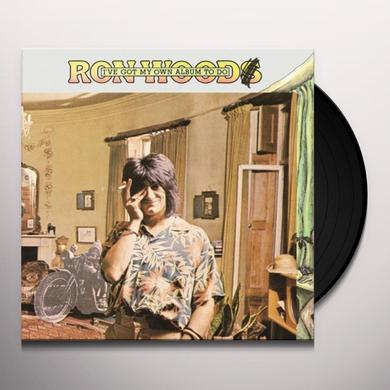 Ron Wood I'VE GOT MY OWN ALBUM TO DO Vinyl Record - Holland Import