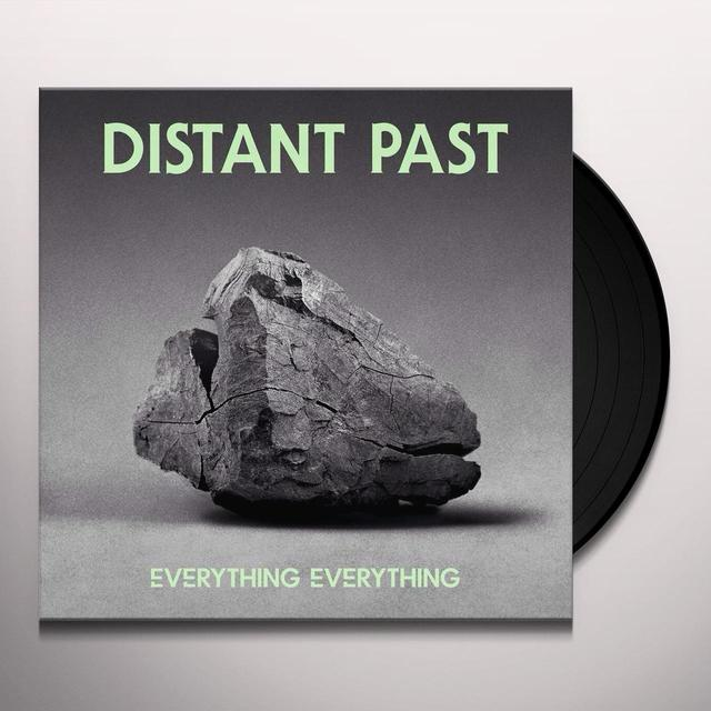 Everything Everything DISTANT PAST Vinyl Record - UK Import