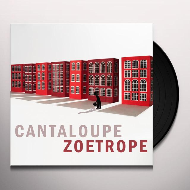Cantaloupe ZOETROPE Vinyl Record - UK Import