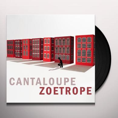 Cantaloupe ZOETROPE Vinyl Record - UK Import