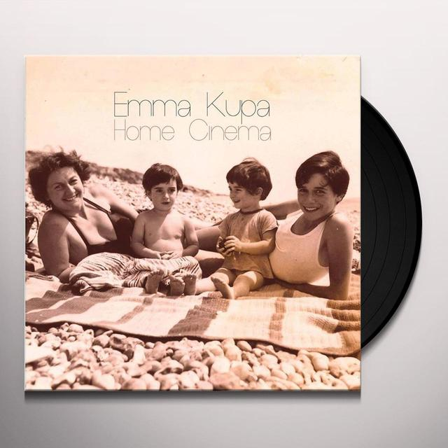 Emma Kupa HOME CINEMA Vinyl Record - UK Import, 10 Inch Single