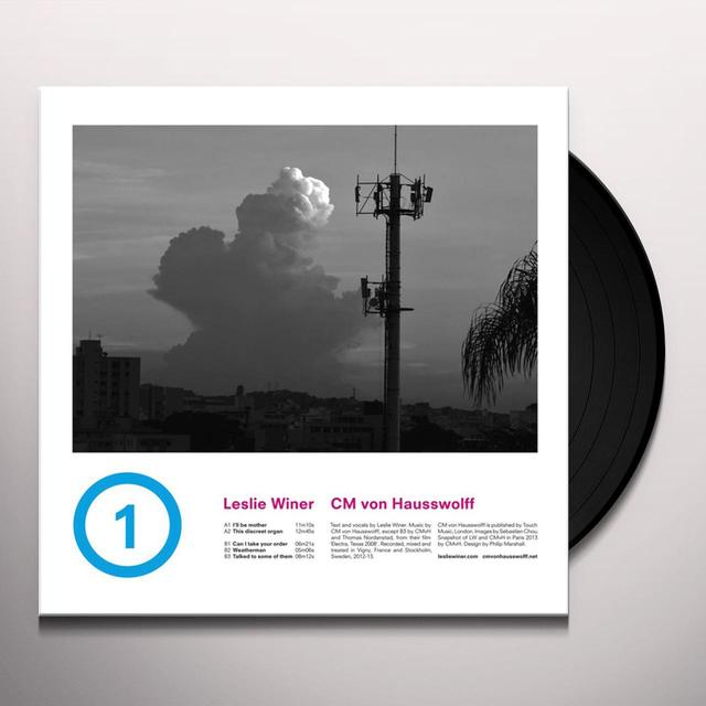 Leslie Winer -1 Vinyl Record - UK Release