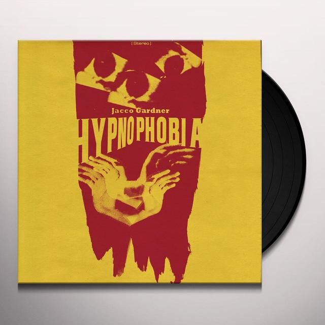 Jacco Gardner HYPNOPHOBIA Vinyl Record - UK Import