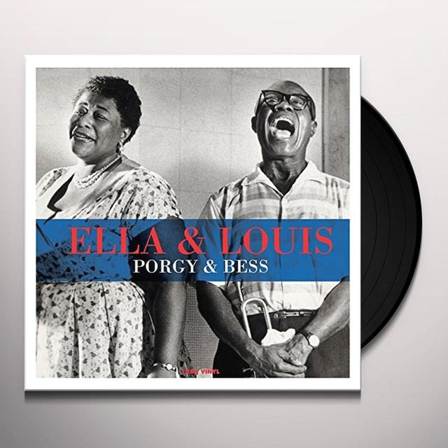 Ella & Louis PORGY & BESS Vinyl Record - UK Import