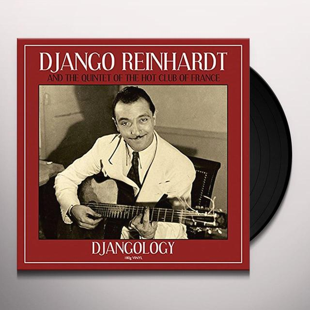 Django Reinhardt DJANGOLOGY Vinyl Record - UK Import