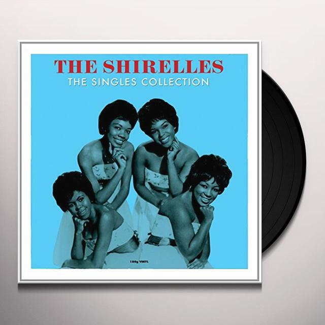 The Shirelles SINGLES COLLECTION Vinyl Record - UK Import