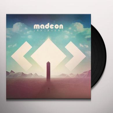 Madeon ADVENTURE (HK) Vinyl Record