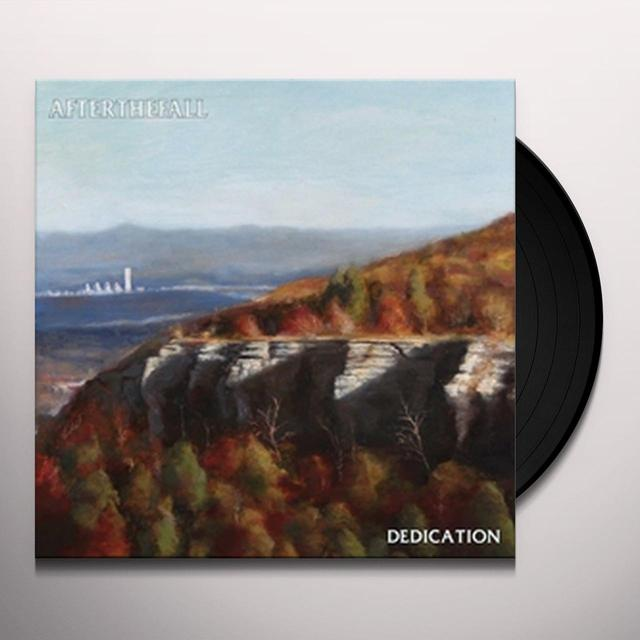 After The Fall DEDICATION Vinyl Record - UK Release