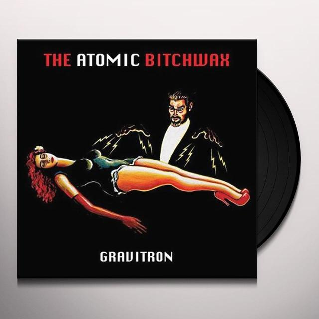 The Atomic Bitchwax GRAVITRON Vinyl Record - UK Import