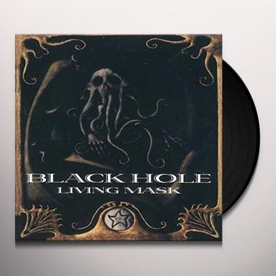 Black hole LIVING MASK Vinyl Record