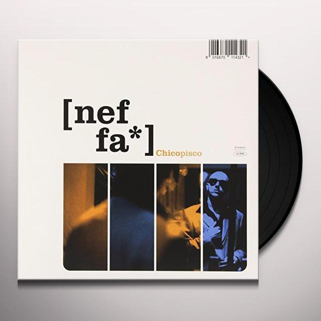 NEFFA CHICOPISCO Vinyl Record - Italy Import