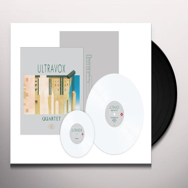 Ultravox QUARTET Vinyl Record - UK Import