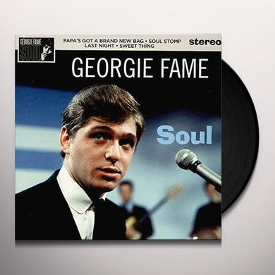 Georgie Fame SOUL Vinyl Record - UK Import
