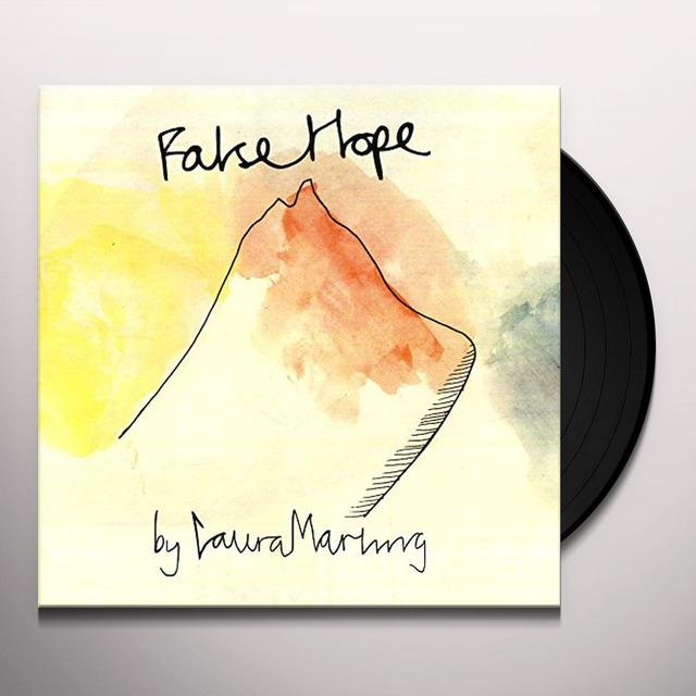 Laura Marling FALSE HOPES Vinyl Record - Asia Import