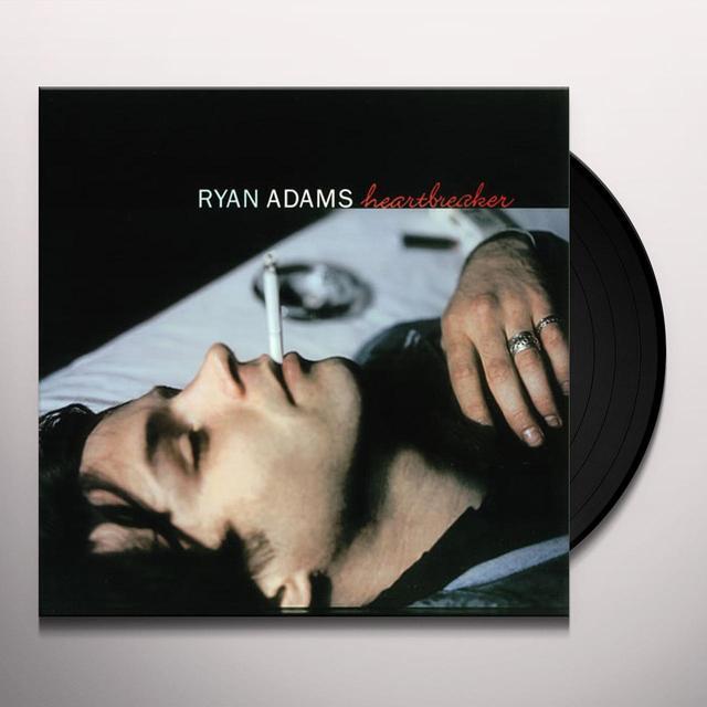Ryan Adams HEARTBREAKER Vinyl Record - UK Import