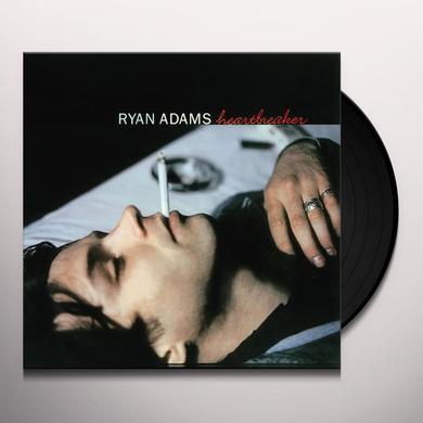 Ryan Adams HEARTBREAKER Vinyl Record - UK Release