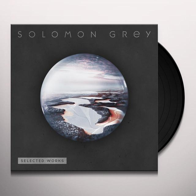 Solomon Grey SELECTED WORKS Vinyl Record - UK Import