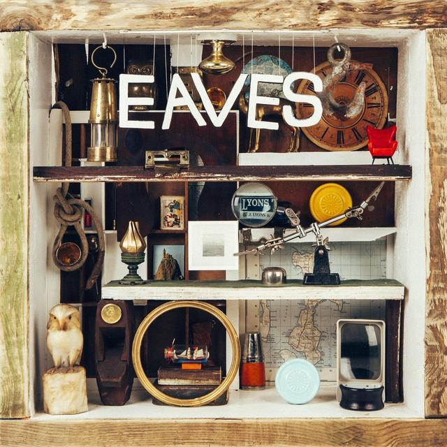 EAVES WHAT GREEN FEELS LIKE Vinyl Record