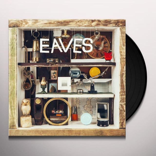 EAVES WHAT GREEN FEELS LIKE Vinyl Record - UK Import