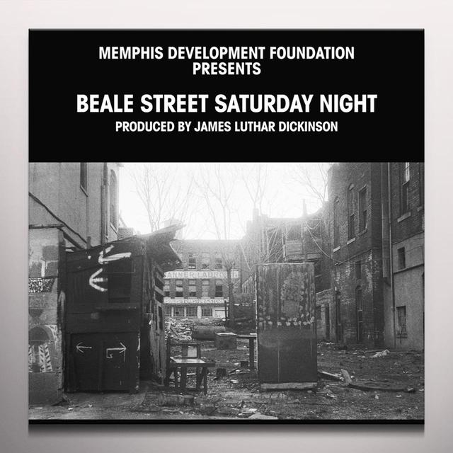 BEALE STREET SATURDAY NIGHT Vinyl Record - UK Import