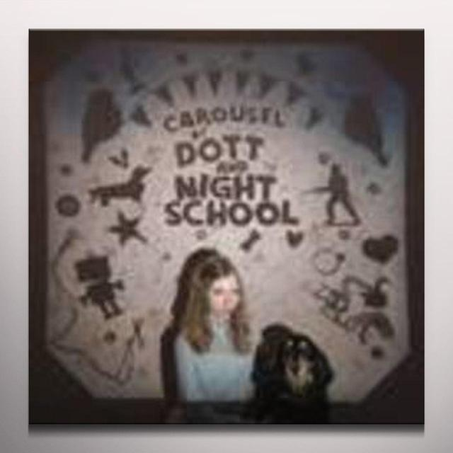 DOTT & NIGHT SCHOOL CAROUSEL Vinyl Record - Colored Vinyl, Digital Download Included