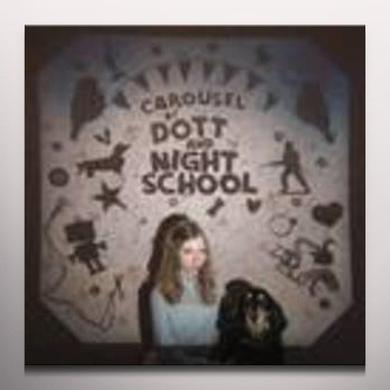 DOTT & NIGHT SCHOOL CAROUSEL Vinyl Record - Colored Vinyl, Digital Download Included