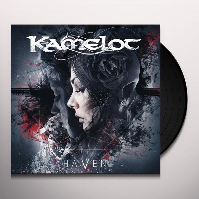 Kamelot HAVEN Vinyl Record - Gatefold Sleeve, Digital Download Included