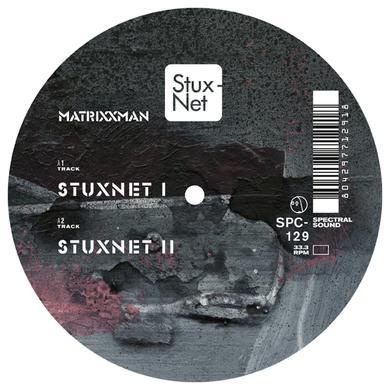 Matrixxman STUXNET Vinyl Record