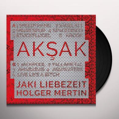 LIEBEZEIT MERTIN AKSAK Vinyl Record