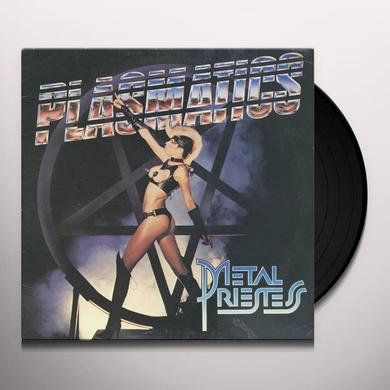 Plasmatics METAL PRIESTESS Vinyl Record