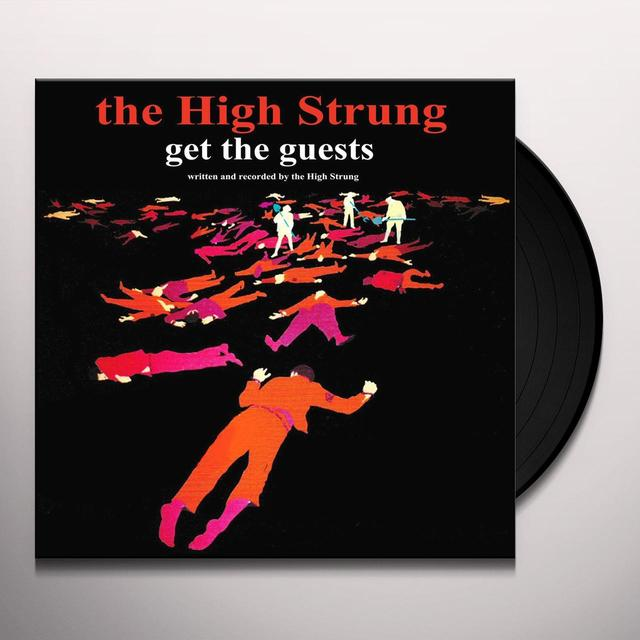 High Strung GET THE GUESTS Vinyl Record
