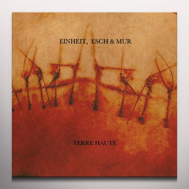 Esch Einheit / Mur TERRE HAUTE Vinyl Record - Colored Vinyl, Limited Edition