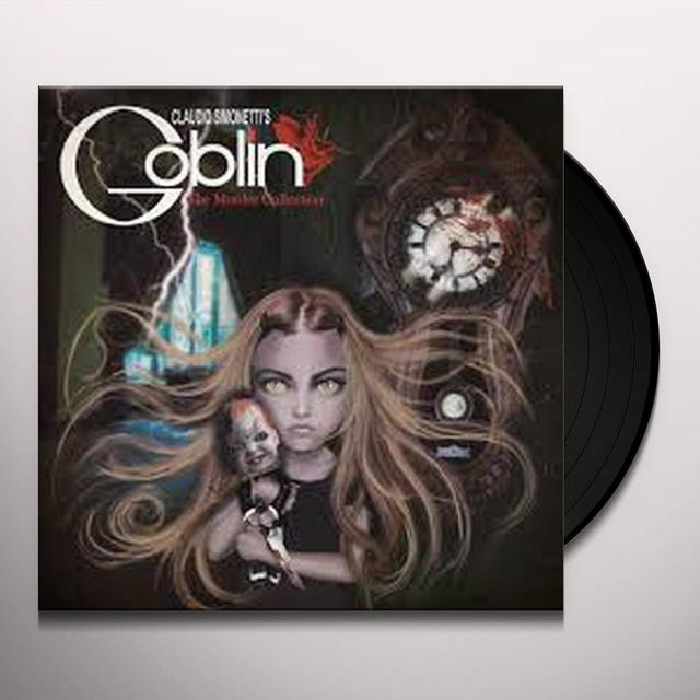 CLAUDIO SIMONETTI'S GOBLIN MURDER COLLECTION Vinyl Record - Limited Edition, Picture Disc