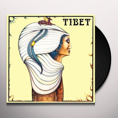 TIBET Vinyl Record