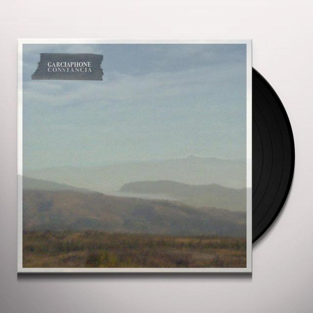 GARCIAPHONE CONSTANCIA Vinyl Record