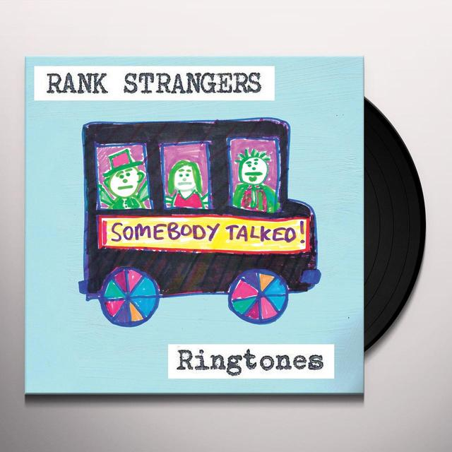 RANK STRANGERS RINGTONES Vinyl Record