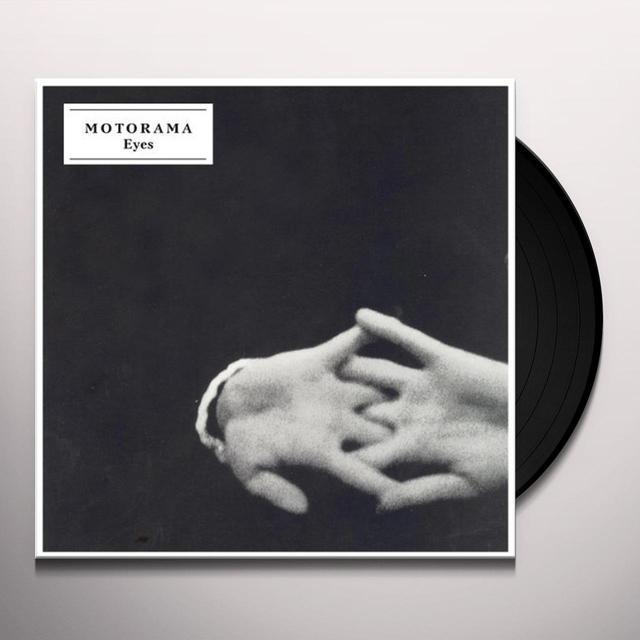 Motorama EYES/WINTER AT NIGHT Vinyl Record
