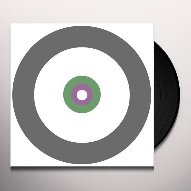 Dodi Palese CHEMTRAILS (EP) Vinyl Record