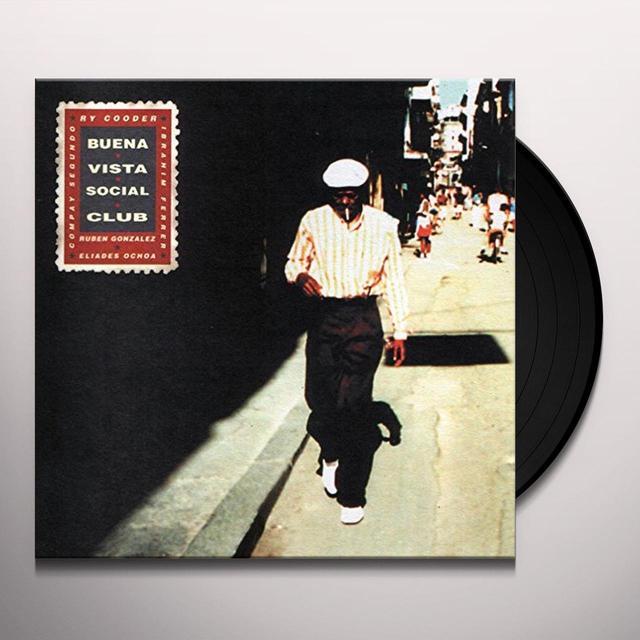 BUENA VISTA SOCIAL CLUB Vinyl Record - 180 Gram Pressing