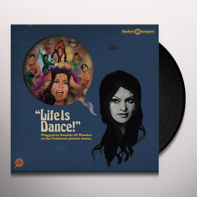 LIFE IS DANCE / VARIOUS Vinyl Record