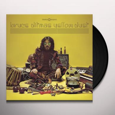 Bruce Ditmas YELLOW DUST Vinyl Record