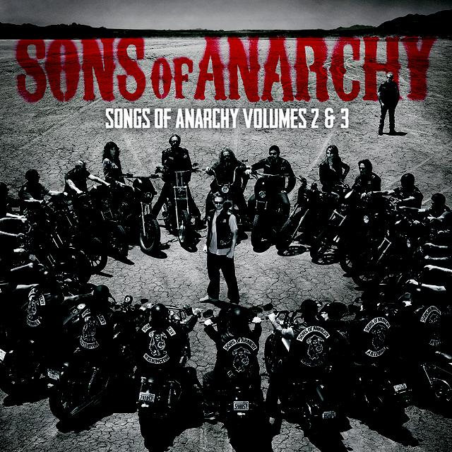 Sons Of Anarchy SONGS OF ANARCHY 2 & 3 - O.S.T. Vinyl Record