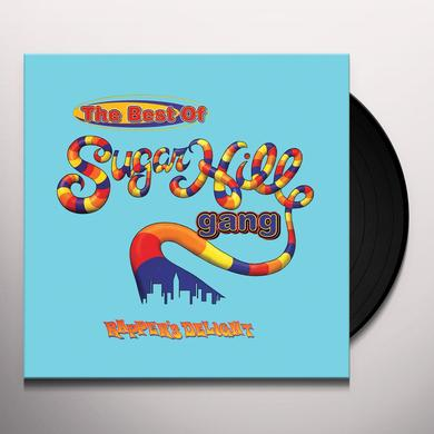 RAPPER'S DELIGHT: THE BEST OF SUGARHILL GANG Vinyl Record - Limited Edition