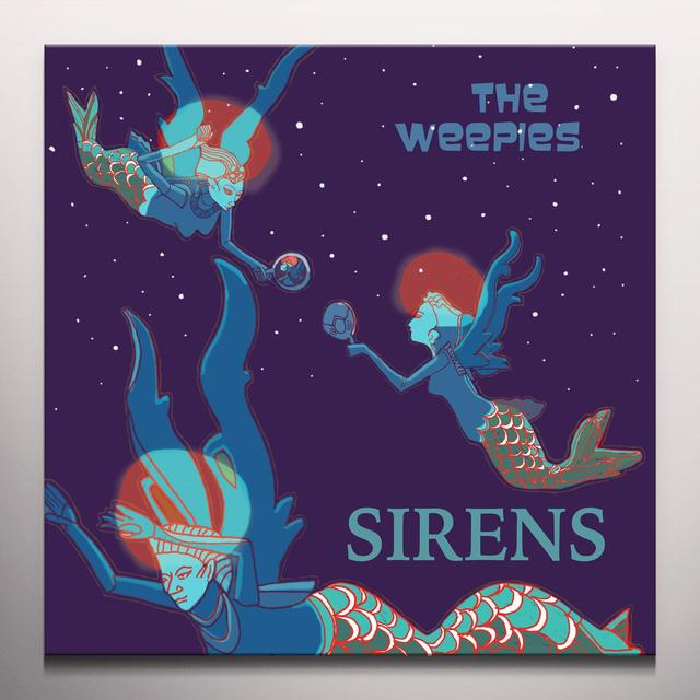 Weepies SIRENS Vinyl Record - Colored Vinyl, Digital Download Included