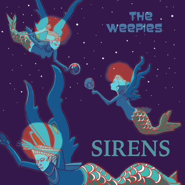Weepies SIRENS Vinyl Record