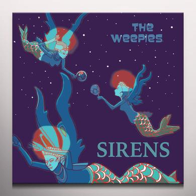 Weepies SIRENS Vinyl Record - Colored Vinyl, Digital Download Included