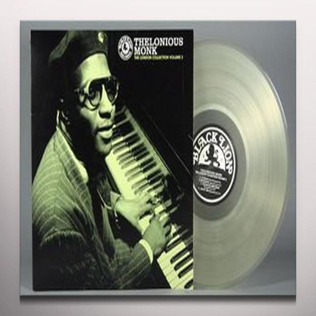 Thelonious Monk LONDON COLLECTION 2 Vinyl Record - Clear Vinyl, Digital Download Included