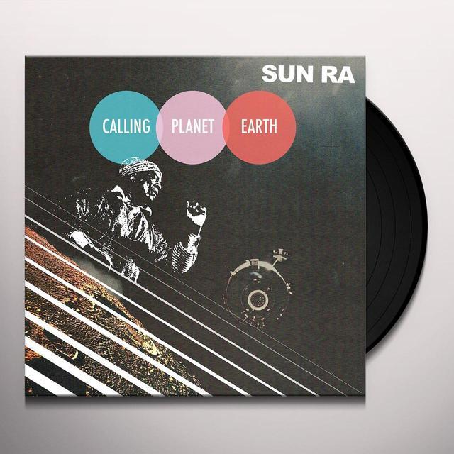 CALLING PLANET EARTH Vinyl Record - 180 Gram Pressing